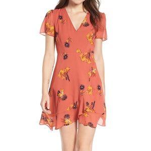 Madewell - Posy Cactus Flower Dress